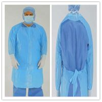 Disposable PE Gown