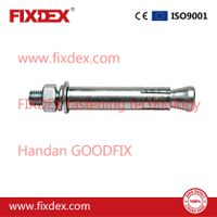 Heavy Duty Fixing Anchor Galvanized Zinc Plated thumbnail image