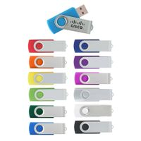Hot sale swivel usb flash drives