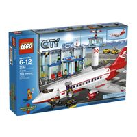 LEGO City Airport 3182 thumbnail image