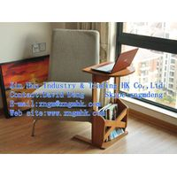 Wooden side table , wooden coffee table , wooden telephone table , wooden magazine rack