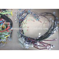 wire harness customized/ molex wire cabl assembl