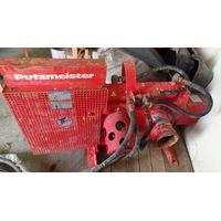 Used putzmeister shut off valve