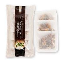 Convenience Products of Sang-Hwang mushroom Samgyetang