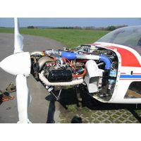 Limbach L2400 DT aircraft engine