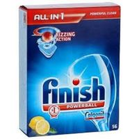 Finish Powerball All in 1 Dishwashing tablets 56pcs