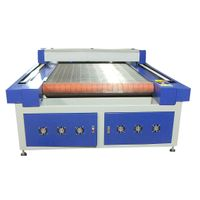 Automatic Feeding Fabric Cloth CNC CO2 Laser Cutter Machine Factory Price thumbnail image