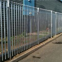 Palisade Fence W pale palisade fence Palisade Fence Panels Palisade Fencing For Sale thumbnail image