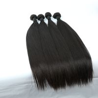 Cuticle aligned hair one donor hair Brazilian hair