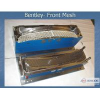 Superior Quality Nonstandard Auto Tooling Plastic Parts Injection Molding of Front Mesh for Bentley thumbnail image
