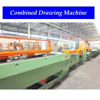 China combined wire to bar continuous drawing machine for round/square bar