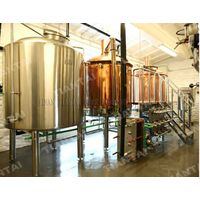 7 Bbl Red Copper Mashing Equipment thumbnail image