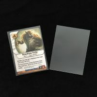 clear plastic game card pounch