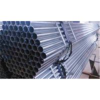5.8m Hot DIP Galvanized Round Steel Pipe (Tube)