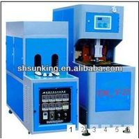 TM_Y Semi-automatic bottle blow molding machine