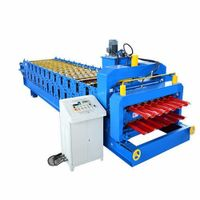 686 IBR Sheet Roll Forming Machine thumbnail image