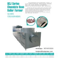 Chocolate Bean Roller Former Making Machine