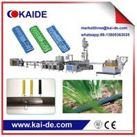 Inline flat drip irrigation tape making machinery KAIDE factory