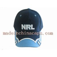 Sales Splice peak 3 D embroidery sport cap