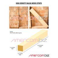 High Density Balsa Wood Strips thumbnail image
