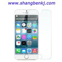 premium tempered glass screen protector for iphone 6 0.3mm 2.5d Round edge oleophobic coating 9h
