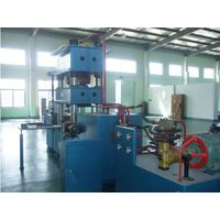 steel elbow cold forming machine