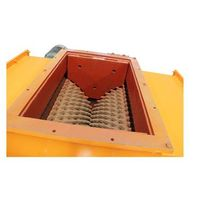 Redmen 2PGC Double Tooth Roller Crusher