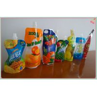 blueberry Flavor in spout stand up pouch/sachet filling and capping packaging line/machine thumbnail image