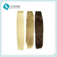 Human Hair Yaki Wave