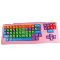 JEWAY JK-8310 english and arabic language keyboard cheap stocked computer keyboard
