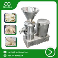 Stainless steel sauce making machine ginger garlic paste manufacturing plant cost