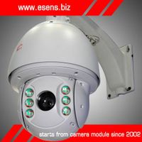 Onvif v2.0 compatible with night vision 18X optical zoom 1080P HD Network IR Remote High Speed Dome thumbnail image