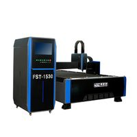 Fiber Laser Cutting Machine 1530 Metal Carving Machine thumbnail image