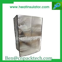 Thermal Packaging Insulated Pallet Covers For Carriage