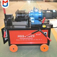 hgs40dzs threading machine