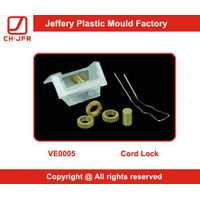 Cord Lock, window blinds components, injection moulding tooling, injection moulded parts, plastic in