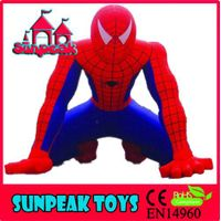 R-019 Giant Spiderman Advertising Inflatable Cartoon