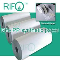 BOPP label base paper manufacturer
