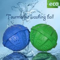 Tourmaline washing ball
