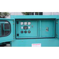 Generation Set Industrial Power Generators Powered By Doosan Diesel Engine Output 500kW
