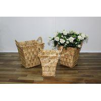 Hot sale mini water hyacinth storage baskets-SD4117A-3NA