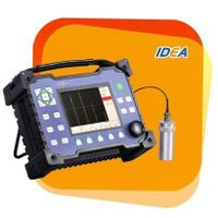 portable ultrasonic equipment for testing welds