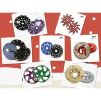 Diamond grinding disc for concrete,cup wheel,metal resin bond grinding disc thumbnail image
