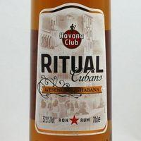 Havana Club rum, Havana Club Ritual Cubano