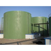 waste water treatment silo