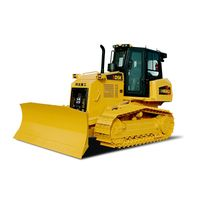 Easy Maintenance Track-type total hydraulic bulldozer