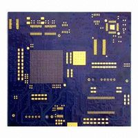 Double-sided PCB 3-mil inner layer registration HASL-LF