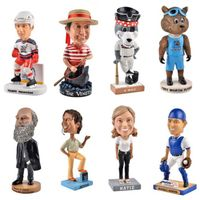 Your own custom design Resin Bobble head personal design bobblehead made in china