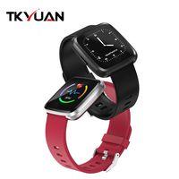 Smart Watch Waterproof Fitness Bracelet Heart Rate Monitor Wristband Fitness Tracker Smartwatch