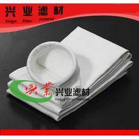 100% Polyester needle felt filter bag